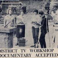 District TV Workshop Documentary Accepted